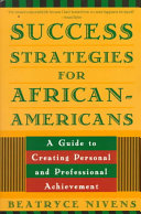 Success Strategies for African-Americans