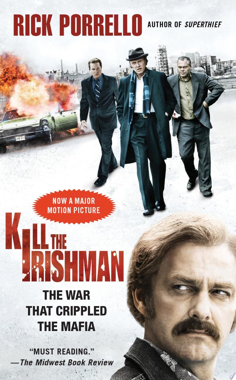 Kill the Irishman banner backdrop