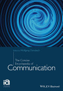 The Concise Encyclopedia of Communication Pdf/ePub eBook