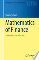 Mathematics of Finance Book