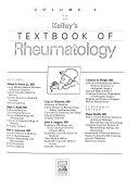 Kelley s Textbook of Rheumatology Book