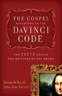 The Gospel According to the Da Vinci Code