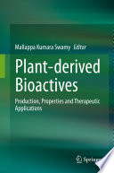 Plant-derived Bioactives