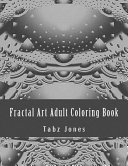 Fractal Art Adult Coloring Book