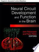 Comprehensive Developmental Neuroscience: Neural Circuit Development and Function in the Heathy and Diseased Brain