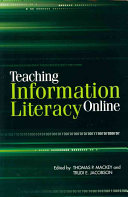 Teaching Information Literacy Online