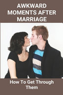 Awkward Moments After Marriage Book