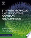 Synthesis  Technology and Applications of Carbon Nanomaterials