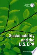 Sustainability And The U S Epa