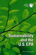 Pdf Sustainability and the U.S. EPA