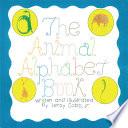 The Animal Alphabet Book Book