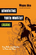 Reinventing Youth Ministry  Again