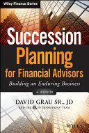 Succession Planning for Financial Advisors [Pdf/ePub] eBook