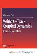 Vehicle track Coupled Dynamics