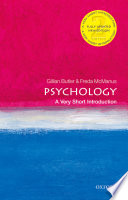 Psychology  A Very Short Introduction Book
