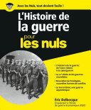 L'Histoire de la guerre pour les Nuls Pdf/ePub eBook