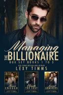 Managing the Billionaire Box Set Books  1 3