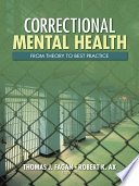 Correctional Mental Health