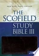 Scofield Study Bible III-NKJV-Zipper