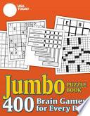 USA TODAY Jumbo Puzzle Book