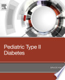 Pediatric Type II Diabetes Book