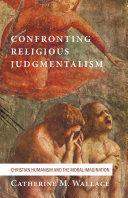 Confronting Religious Judgmentalism Pdf/ePub eBook