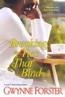 Pdf Breaking the Ties That Bind