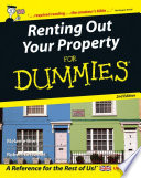 Renting Out Your Property For Dummies
