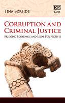 Pdf Corruption and Criminal Justice Telecharger