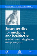 Smart Textiles for Medicine and Healthcare Book