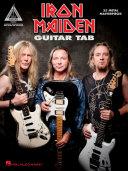 Iron Maiden - Guitar Tab Pdf/ePub eBook