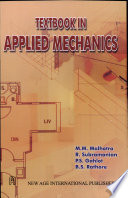 Textbook in Applied Mechanics
