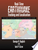 Real Time Earthquake Tracking And Localisation Book PDF