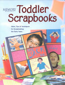 Toddler Scrapbooks Book PDF