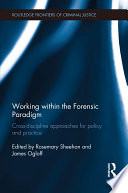 Working within the Forensic Paradigm Book