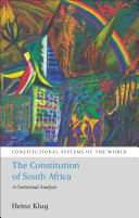 The Constitution of South Africa