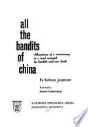 All the Bandits of China