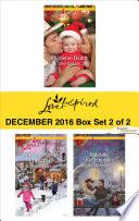 Harlequin Love Inspired December 2016 Box Set 2 Of 2