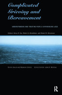 Complicated Grieving and Bereavement [Pdf/ePub] eBook