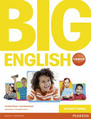 Big English Starter Activity Book