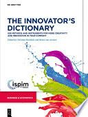 The Innovator   s Dictionary Book