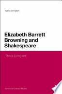 Elizabeth Barrett Browning and Shakespeare