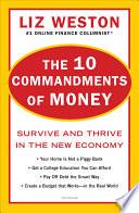 The 10 Commandments Of Money Book PDF
