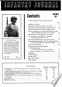 Infantry Journal