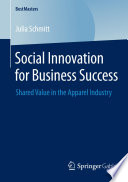 Social Innovation for Business Success Book PDF