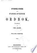 Svensk-finsk och finsk-svensk ordbok