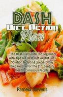 Dash Diet Action Plan Book