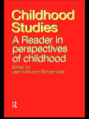 Childhood Studies Pdf/ePub eBook