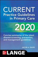 Currentpractice guidelines inprimarycare(2020)