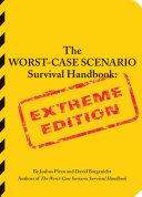 The Worst-Case Scenario Survival Handbook [Pdf/ePub] eBook